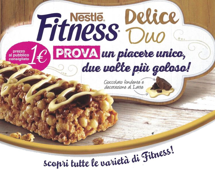 FITNESS DELICE DUO PZ.24